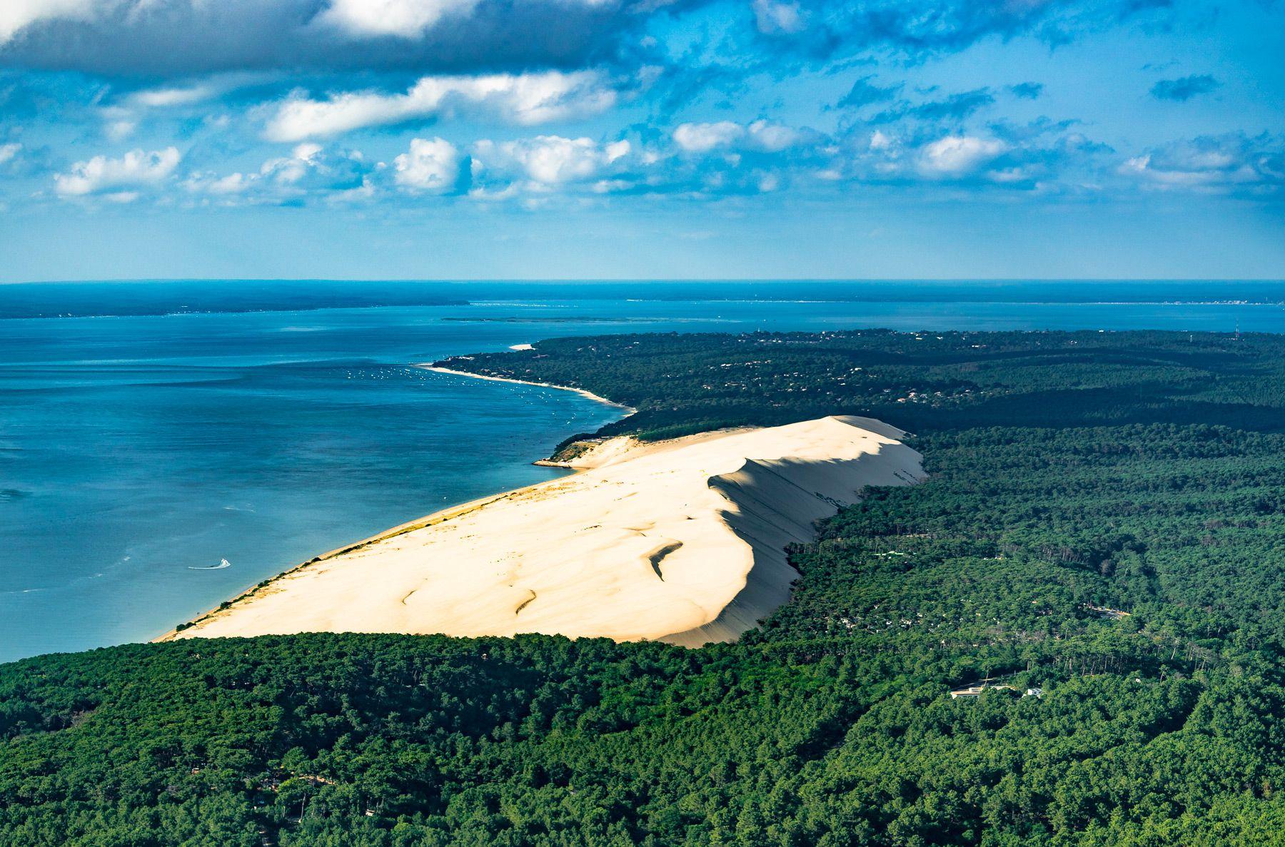 Full Day Dune Du Pilat And Banc Darguin Union Des Bateliers